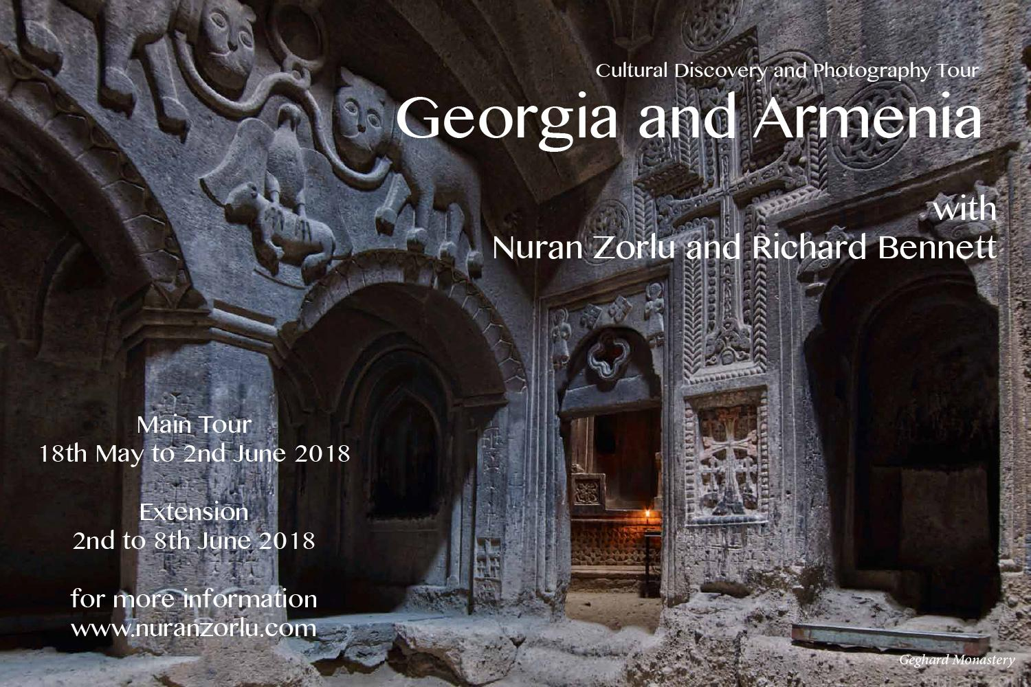Georgia and Armenia MAY 2018